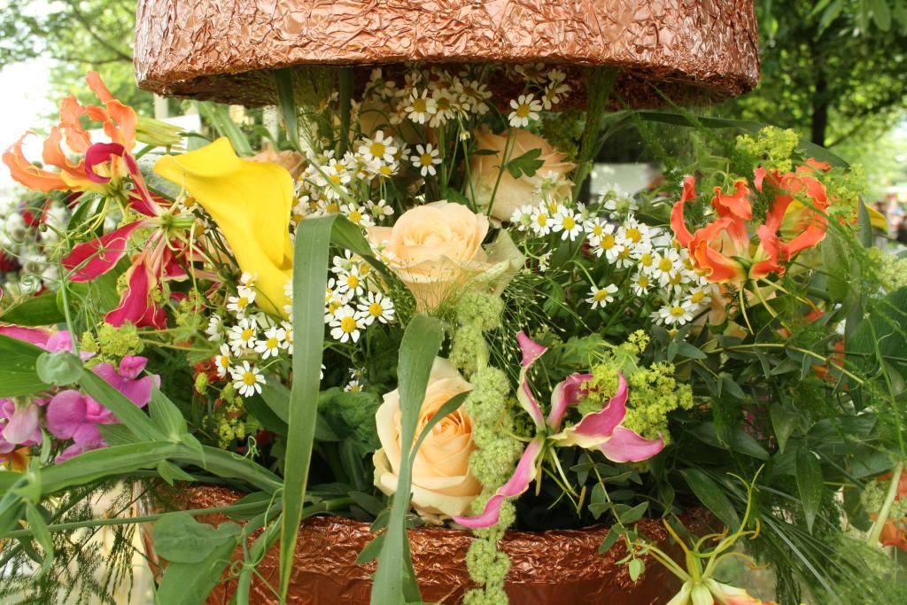 Einladung zu den Landesmeisterschaften der Floristen nach Havelberg