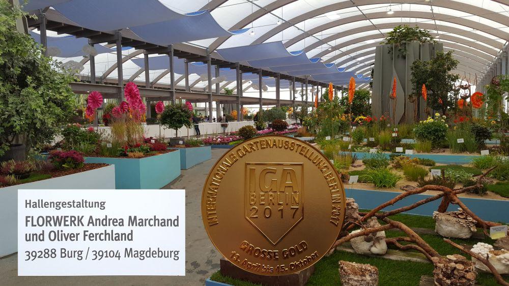 Floristen bei der Sachsen-Anhalt-Schau erfolgreich