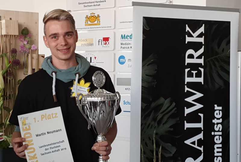 Martin Neumann ist Landesmeister 2019